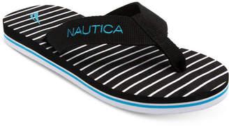 Nautica Fair Water Flip-Flops Women's Shoes $25 thestylecure.com