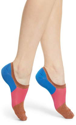 Happy Socks Hysteria by Isa Invisible Sneaker Socks