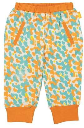 Masala Baby Spotted Stretch Organic Cotton Jogger Pants
