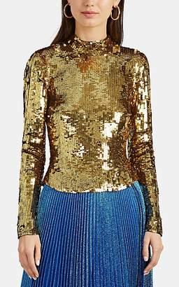 Osman Women's Sequined Top