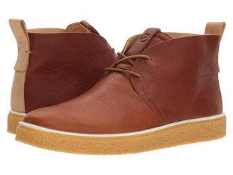 Ecco Crepetray Chukka Men's Dress Lace-up Boots