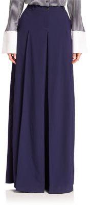 Michael Kors Collection Wool Palazzo Pants $1,195 thestylecure.com