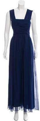 Robert Rodriguez Sleeveless Maxi Dress