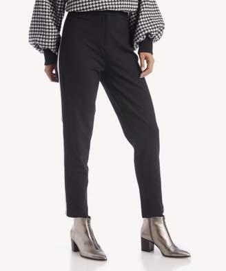 Sole Society Tuxedo Stripe Ponte Pant