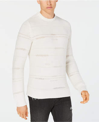 INC International Concepts I.n.c. Men's Classic Fit Rage Sweater, Created for Macy's