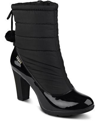 Anne KleinAnne Klein Xhale Round Toe Boots
