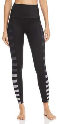 K-Deer Ombré Side-Stripe Ankle Leggings - 100% Exclusive