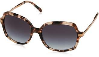 Michael Kors ADRIANNA II MK2024 Sunglasses 310613-57 - Dk Tortoise/gold