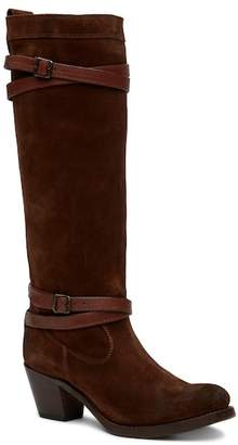 Frye Jane Strappy Tall Boot