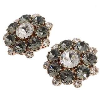 Dolce & Gabbana White Metal Earrings