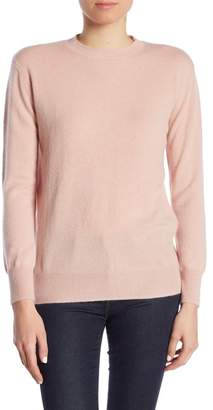 Minnie Rose Cashmere Crew Neck Sweater