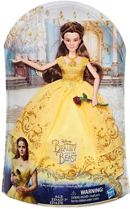 Hasbro Disney's Beauty and the Beast Enchanting Ball Gown Belle Doll