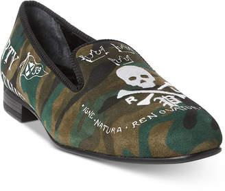 Polo Ralph Lauren Men's Willard Slip-Ons Men's Shoes