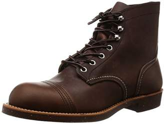 Red Wing Shoes (レッド ウィング) - [レッドウィングシューズ] RED WING SHOES ブーツ ヘリテージワーク アイアンレンジ 8111 AMBER(Amber/7)