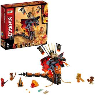 Lego Ninjago Fire Fang Playset