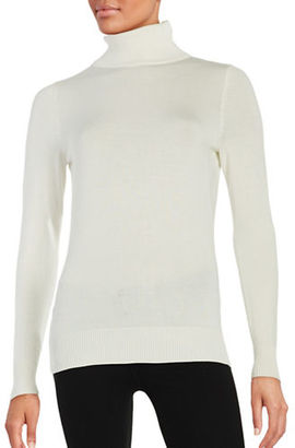 Context Long-Sleeve Turtleneck Sweater $54 thestylecure.com