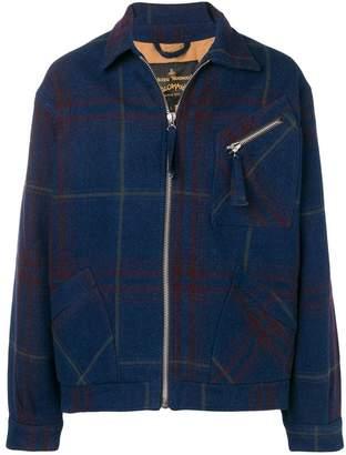 Vivienne Westwood check overshirt jacket