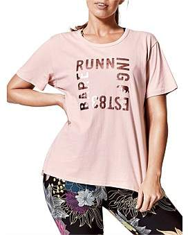 Running Bare Perfect Heritage Tee