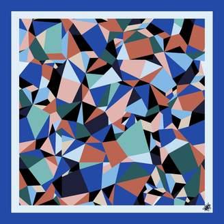 Emily Carter - The Spectrum Bow Tie in Cobalt