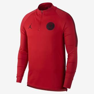 Nike Paris Saint-Germain Dri-FIT Squad Men's Long Sleeve Soccer Top