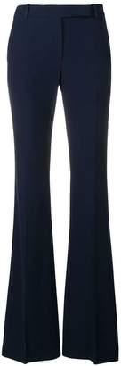 Alexander McQueen bootcut trousers