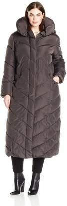 Steve Madden Women's Maxi Puffer Coat