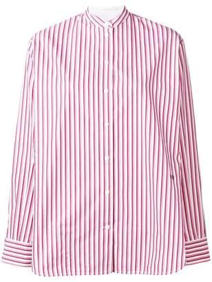 Victoria Beckham grandad shirt