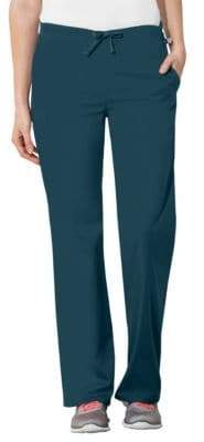 Cherokee Natural-Rise Regular Fit Drawstring Pants