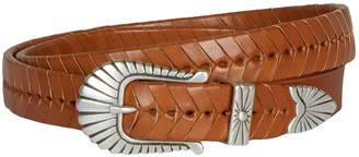 Isabel Marant Jigoo Leather Braided Belt
