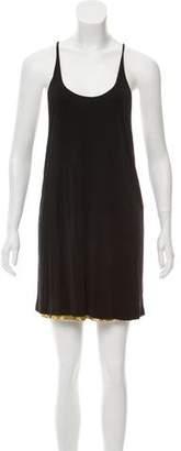 Marc Jacobs Silk Sleeveless Tunic