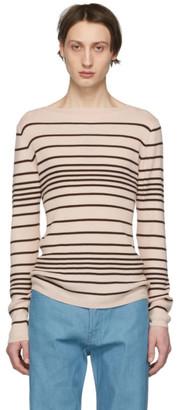Dries Van Noten Pink Najate Sweater