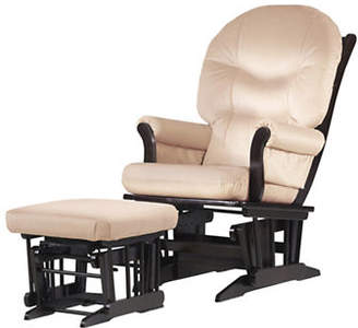 Dutailier Sleigh Glider and Ottoman Combo