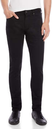 Scotch & Soda Stay Black Regular Slim Fit Jeans
