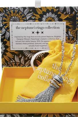 Brighton Neptune's-Rings-Collection Tassel-Necklace Box-Set