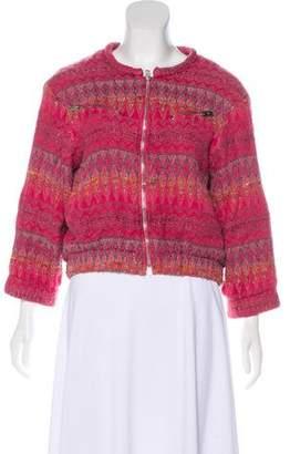 IRO Olathe Patterned Jacket