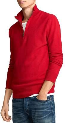 Polo Ralph Lauren Merino Wool Half-Zip Pullover