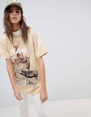G Star G-Star X Jaden Smith Force Of Nature organic cotton desert t-shirt