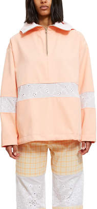 Worldwide Limited Peach Pullover