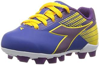 Diadora Kids' Ladro MD Jr Soccer Shoe
