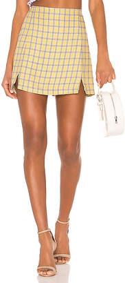 Capulet Rosa Mini Skirt
