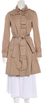 RED Valentino Knee-Length Trench Coat