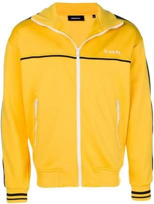 Diesel zipped sport jacket