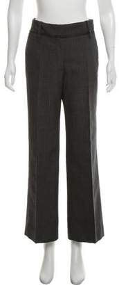 Marc Jacobs Wide-Leg Pinstriped Pants