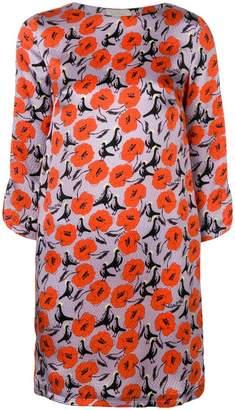 L'Autre Chose floral shift dress