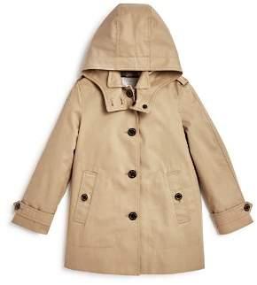 Burberry Girls' Trench Coat - Little Kid, Big Kid