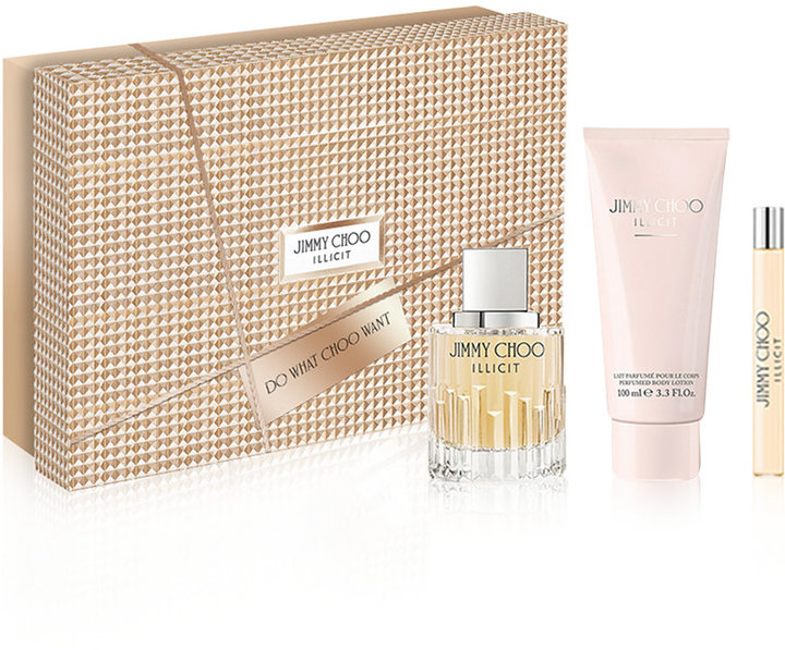 Jimmy Choo Jimmy Choo 3-Pc. Illicit Gift Set