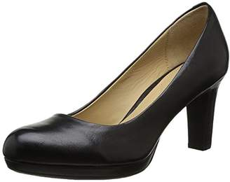Geox D LANA C, Women's Pumps, (c9999), (38 EU)