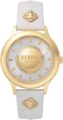 Versace VERSUS  Tokai Leather Strap Watch, 39mm
