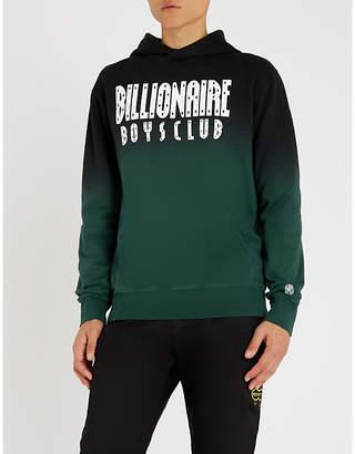 Billionaire Boys Club Logo-print cotton-jersey hoody