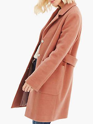 Libby Crombie Coat, Mid Neutral